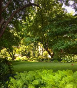 The Jefferson Market Garden is a tranquil oasis in NYCshellip