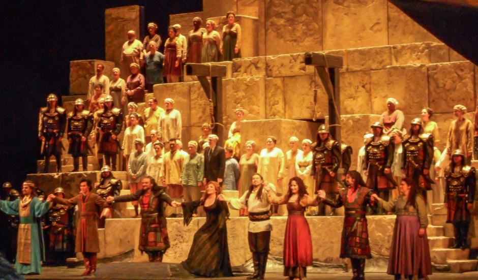 Curtain Call Metropolitan Opera
