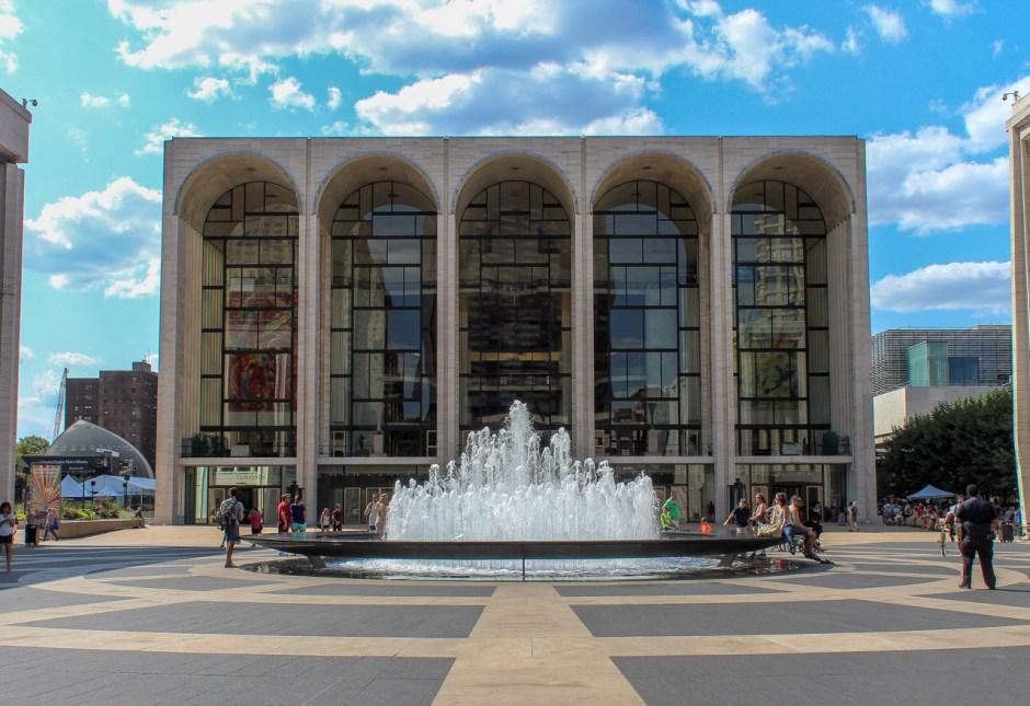 Metropolitan Opera, NYC