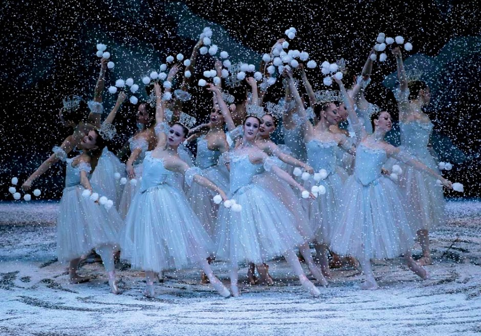 NYCB Nutcracker, NYC