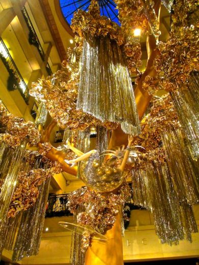 Henri Bendel Christmas Tree, NYC