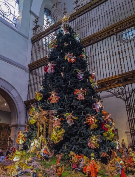 met museum christmas tree