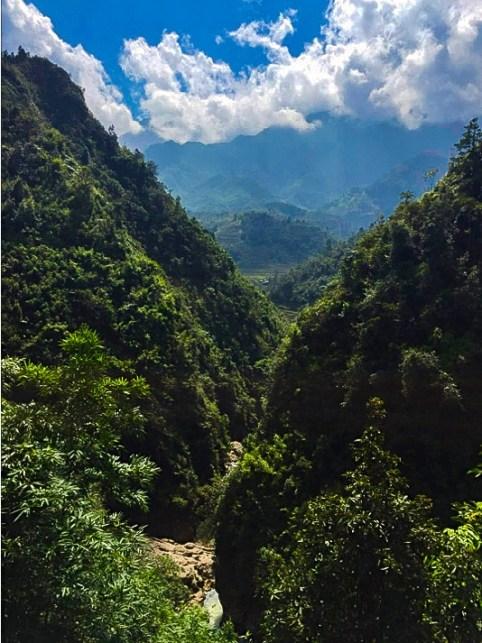 Tonkinese Alps, Sapa, Vietnam