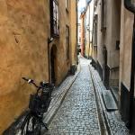 Gamla Stan Stockholms historic center