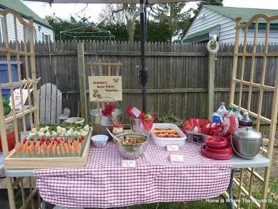 Mickey's Farm Birthday Party