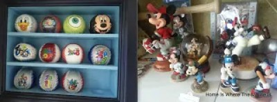Disney Baseball Collection