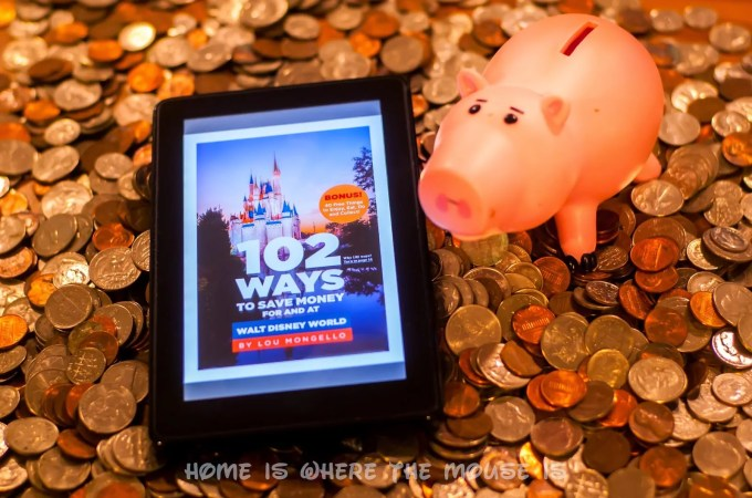Review: 102 Ways to Save Money For and At Walt Disney World