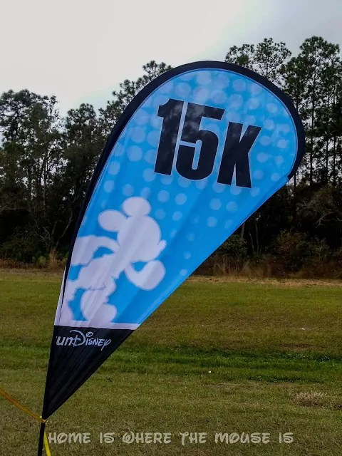 The 15k Marker