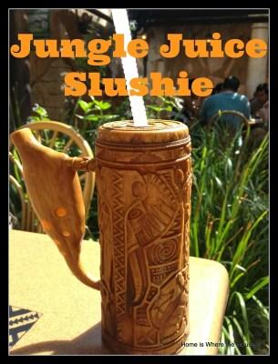 jungle juice slushie