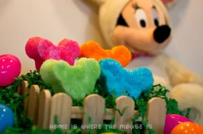 Mickey Mouse Peeps Candy For Easter