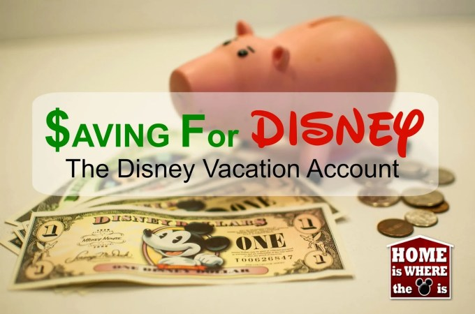 Disney Vacation Account Discontinued
