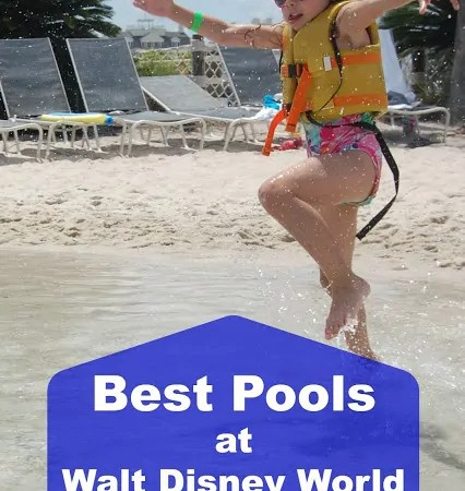 The 10 Best Pools the We've Enjoyed at Walt Disney World