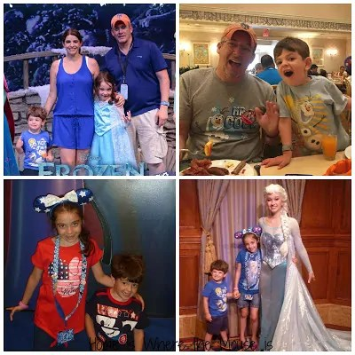 Ideas for Disney Bounding as a Family