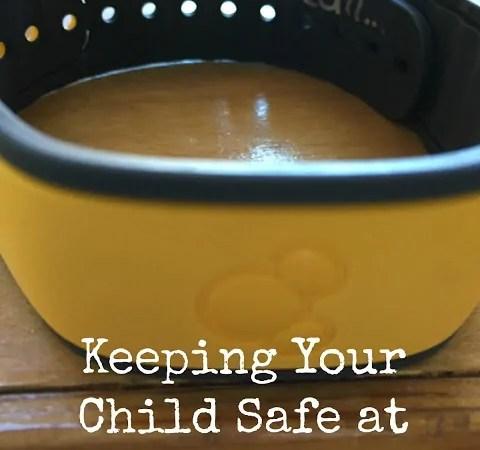 Keeping Your Child Safe at Disney Parks