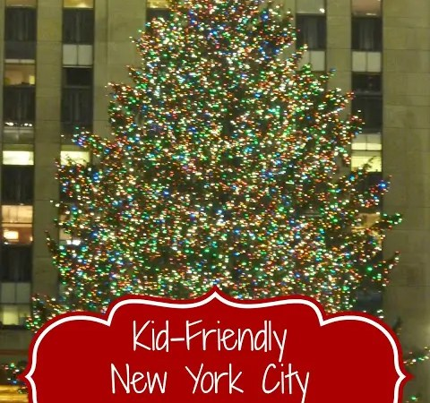 New York City at Christmas with Kids
