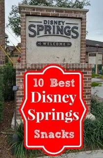10 Best Snacks You Can Enjoy While Shopping at Disney Springs