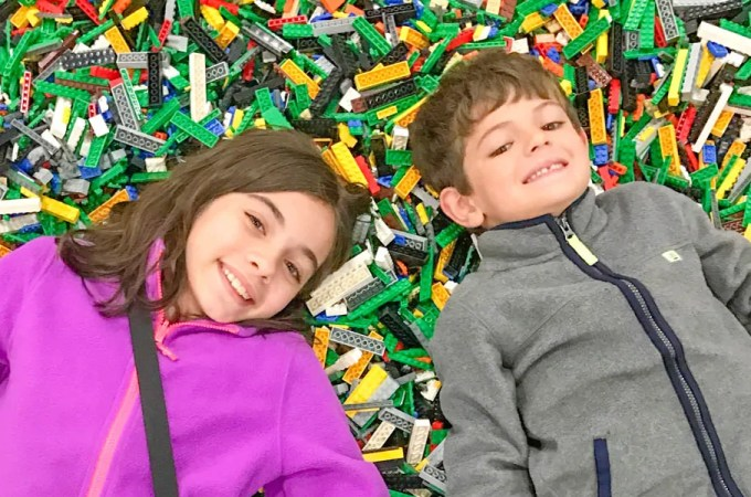 LEGO LIVE is coming to New York City