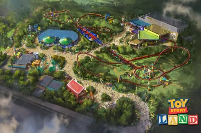 5 Awesome Things about Toy Story Land