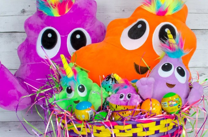 Poo-nicorns Toys Combine Hottest Trends in One Easter Basket