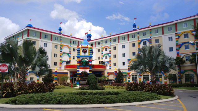 LEGOLAND Hotel in Florida