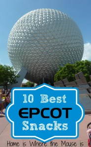 10 Best Epcot Snacks