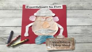 Mr. Potato Head Disney Vacation Countdown   Toy Story Land
