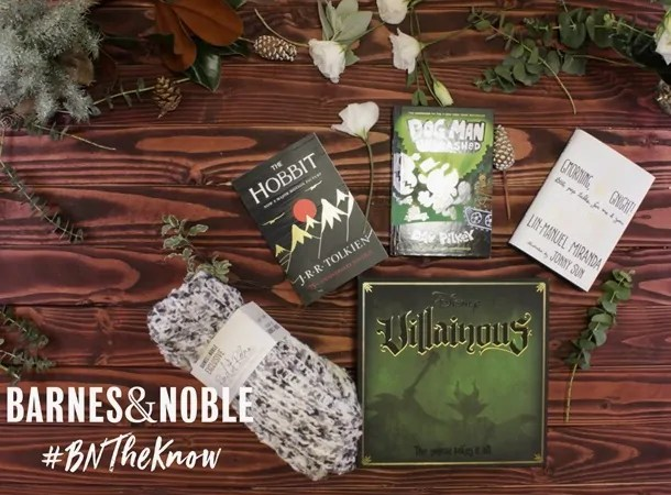 Perfectly Paired Books and Gifts from Barnes and Noble