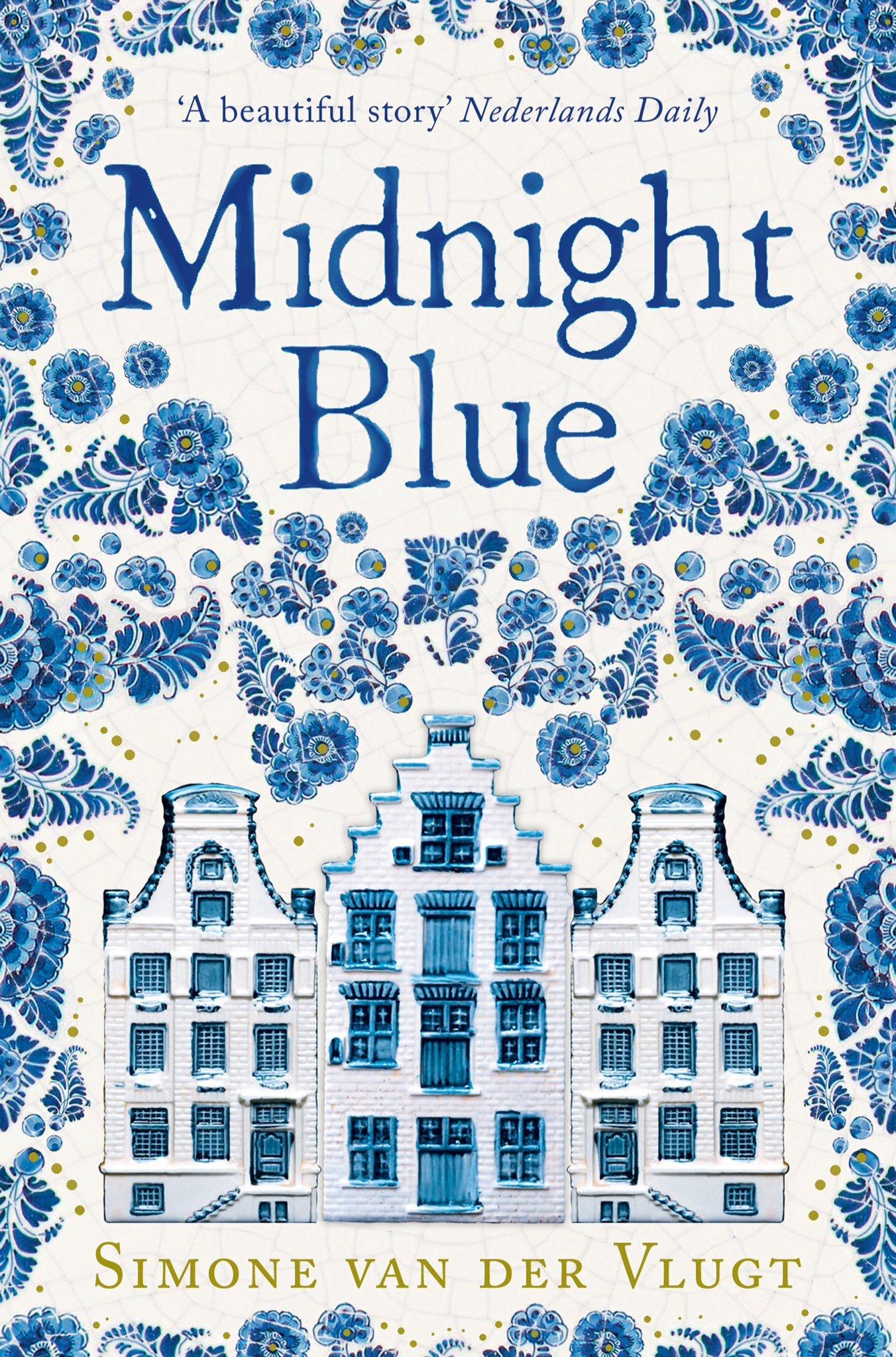 Book Review: Midnight Blue by Simone van der Vlugt