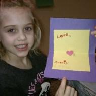 Homemade Kids Valentine's Day Cards