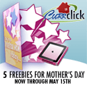 CurrClick Mother's Day Sale – Freebies, Hooray!