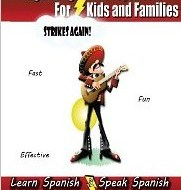 Lightening Fast Spanish Stikes Again – Review and Giveaway