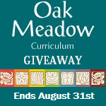 Still Looking for Curriculum This Year – Oak Meadow Giveaway