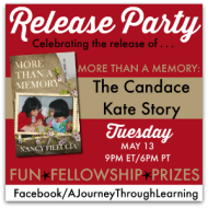 More Than a Memory: The Candace Kate Story Review
