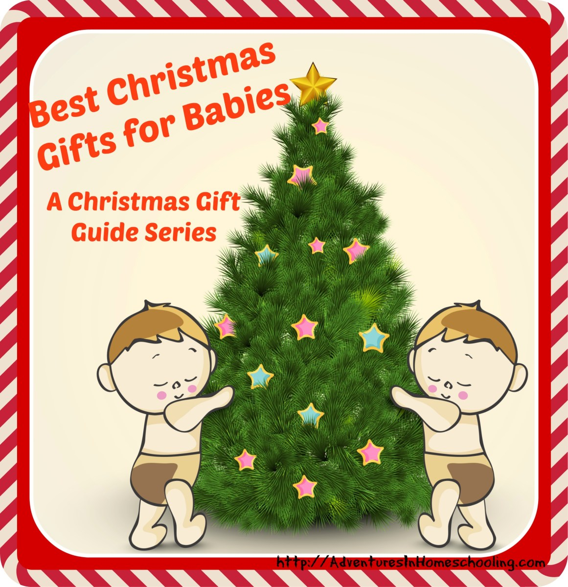 Best Christmas Gifts for Babies – A Christmas Gift Guide Series ...