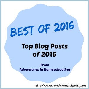 Best of 2016 – Top Blog Posts from 2016