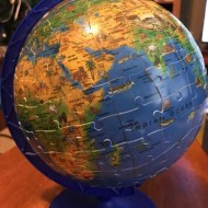 Learning Geography is Fun with Globe Puzzleball – A Timberdoodle Review