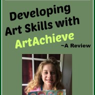 Art Lessons for Kids with ArtAchieve – A Review