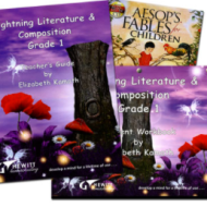 Lightning Literature with Hewitt Homeschooling – A Review