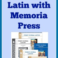 Classical Latin with Memoria Press – A Review