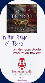 ga henty, heirloom, audio adventures