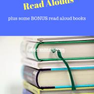 10 Books for Good Read Alouds (plus some bonus read loud books)