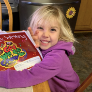 Handwriting Can Be Fun with Rhythm & Writing – A Review