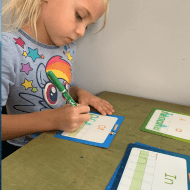Practicing Math and Sight Words – A Channie's Review