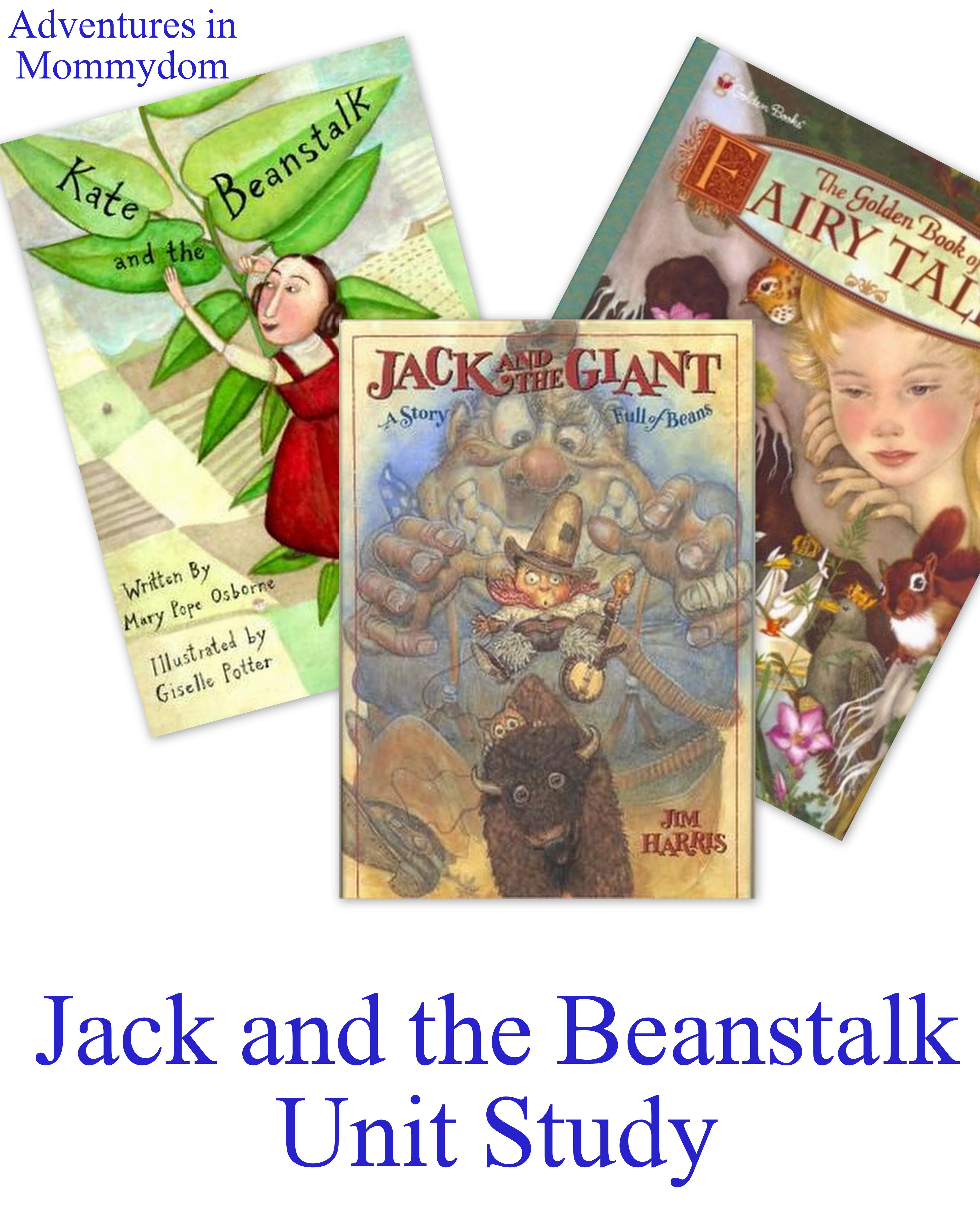 Jack And The Beanstalk Unit Poppins Book Nook