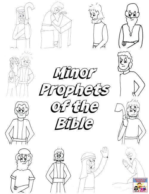 Minor prophets lesson