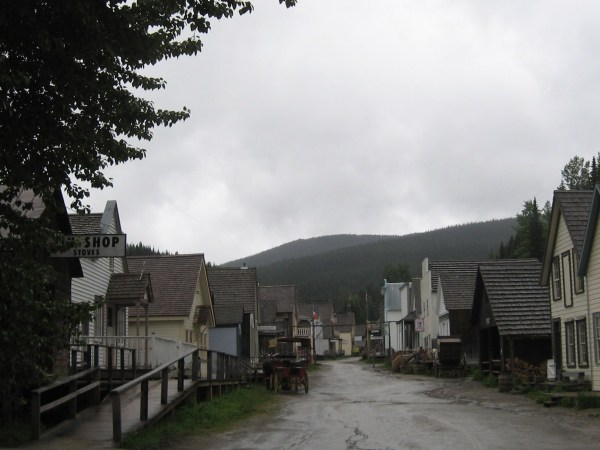 Barkerville Bc Ghost Towns - Year of Clean Water