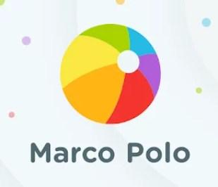 Marco Polo app logo for long distance grandparents - Ways to Be an Awesome Long Distance Grandparent - Adventures in NanaLand