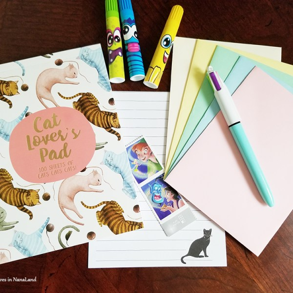 Top 10 Reasons Why You Should Be a Penpal to Your Grandchild