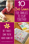 10 best games for families to play together - Adventures in NanaLand