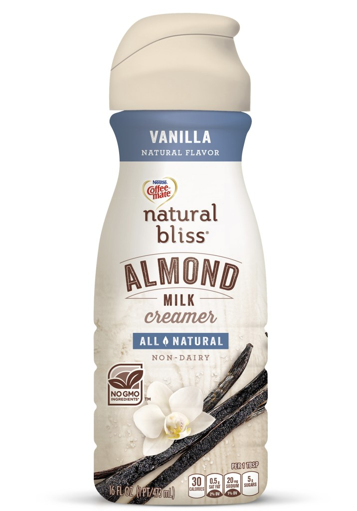 Coffee Mate Almond Milk Vanilla Creamer - Fabulous Skinny Hot Cocoa - Adventures in NanaLand